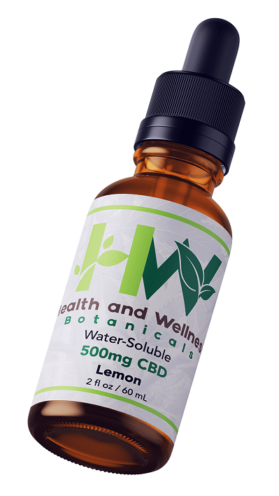 WATER SOLUBLE TINCTURES
